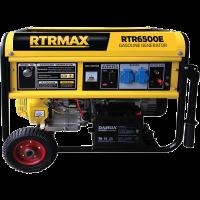 RTRMAX RTR6500E 6.2/6.8 Kva Marşlı Benzinli Jeneratör