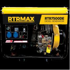 RTRMAX RTR7500DE 5.5/6 Kva Marşlı Dizel Jeneratör