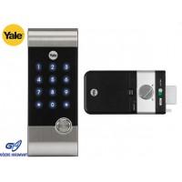 Yale YDR3110 Metal Ve Ahşap Kapılar Için Kartlı Ve Şifreli Dijital Dıştan Takma Kilit