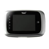 Yale - LCD Ekranlı Dijital Kapı Dürbünü - 5000 Serisi - Premium (Kayıt Özellikli)