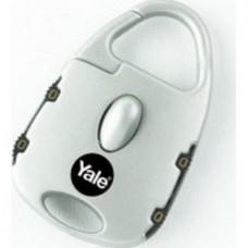 Yale Novelty-3 Gri Şifreli Asma Kilit