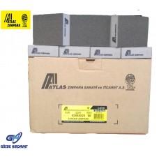 Atlas Sünger Zımpara 92x68x25 mm (Takoz Kalın) 1.Pkt 50 Ad