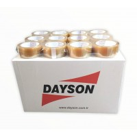Dayson Şeffaf Koli Bandı 45x100 (72 adet)