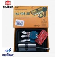 Kale 164Ygs se Yüksek Güvenlikli Silindir 68 MM ( Saten)