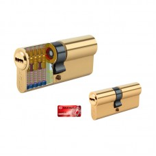 KALE - Bilyalı Silindir Çelik Pimli 68mm - SARI