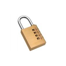 Kale Asma Kilit Şifreli 4 Basamaklı Sarı KD 001/21-300