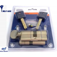 MUL-T-LOCK Bilyalı İkiz Tuzaklı Barel Seti 69mm 7x7