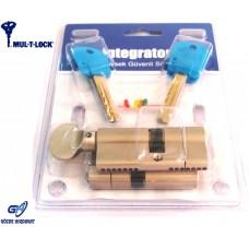 MUL-T-LOCK Integrator Bilyalı İkiz Tuzaklı Barel Seti 69mm