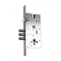 Yale Çelik Kapı Ana Kilidi Barelli Sistem Silindir 68mm 3 Anahtarlı