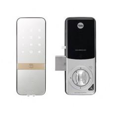 Yale YDR323 Ahşap Kapılar İçin Kartlı Ve Şifreli Dijital Dıştan Takma Kilit