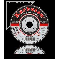Karbosan Inox Kesme Diski 115 x 1.0 x 22.23 (Koli 300'lü)